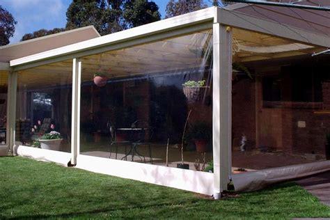 plastic patio blinds modern patio outdoor
