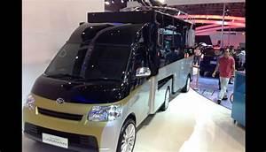 Modifikasi Edan  Daihatsu Gran Max Caravan