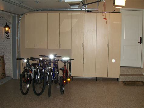 Zones For Storing Bicycles In Your Garage