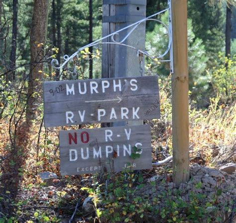 murphs rv park marys cabins yellow pine id campgrounds