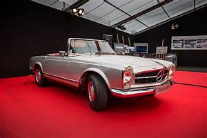 Argus Auto 2018 : festival automobile international 2018 visite guid e mercedes pagode l 39 argus ~ Medecine-chirurgie-esthetiques.com Avis de Voitures