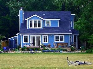 Decorating bedroom walls blue exterior house paint colors for House outside blue colours