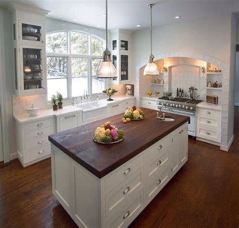 kitchen without upper cabinets poll design kitchen with an interior wall without upper