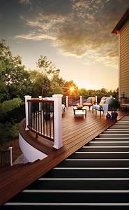 15, Brilliant, Transitional, Deck, Designs, To, Make, Your, Backyard, More, Enjoyable