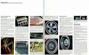 1967 Chevelle Dealer Brochures