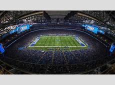 Detroit Lions Enhance GameDay Presentation, Production