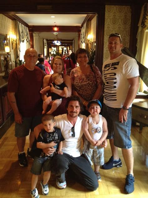 Christian Bale Fulfills Wish Young Batman Fan With