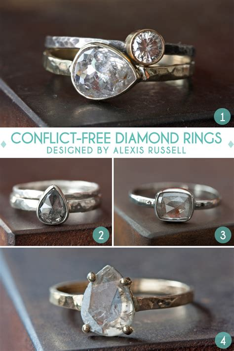 Conflictfree Diamond Engagement Rings By Alexis Russell. Mcwhinney Wedding Rings. Gold Kerala Wedding Rings. 1mm Gold Wedding Rings. Barbara Bixby Rings. Duke Rings. Minimal Engagement Rings. Baguette Engagement Rings. 5mm Engagement Rings