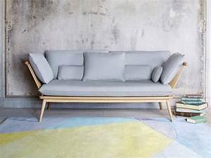 Canapé Scandinave Vintage : une collection design d 39 inspiration scandinave joli place ~ Teatrodelosmanantiales.com Idées de Décoration