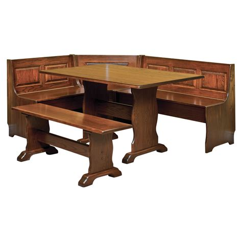 kitchen breakfast nook furniture amish breakfast nooks amish furniture shipshewana furniture co