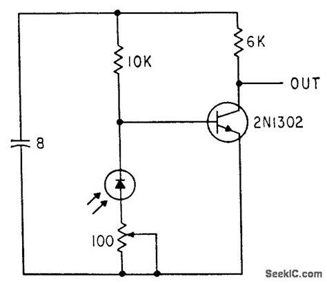 Photoswitching Circuit Led Light
