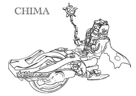 Chima Coloring Pages At Getcolorings.com