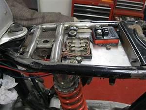 Cafe Racer Battery