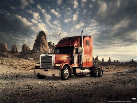 Vintage Truck Wallpaper by Big Truck Wallpapers Wallpaper Cave