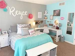 Pin, On, Teen, Girl, Bedrooms, Ideas