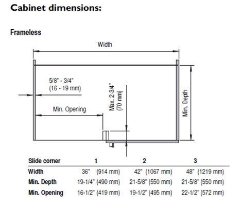 Salice Cabinet Hinges 12 by Vauth Sagel 90003282 Slide Corner Right Hand Large