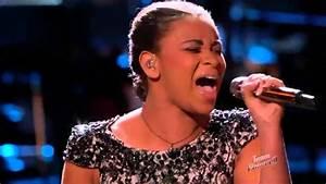 The Voice American 2015 - Playoff - Koryn Hawthorne