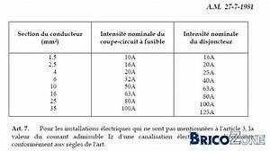 Nombre De Prise Par Disjoncteur : nombre de prises par circuit command es par interrupteur ~ Premium-room.com Idées de Décoration