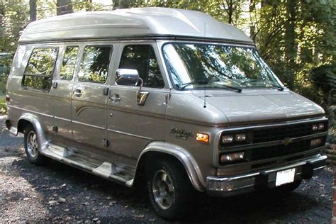 The Seven Types Of Conversion Vans You'll Presumably Come
