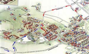 University of UVA Campus Map