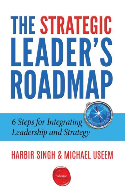 book release  strategic leaders roadmap  steps