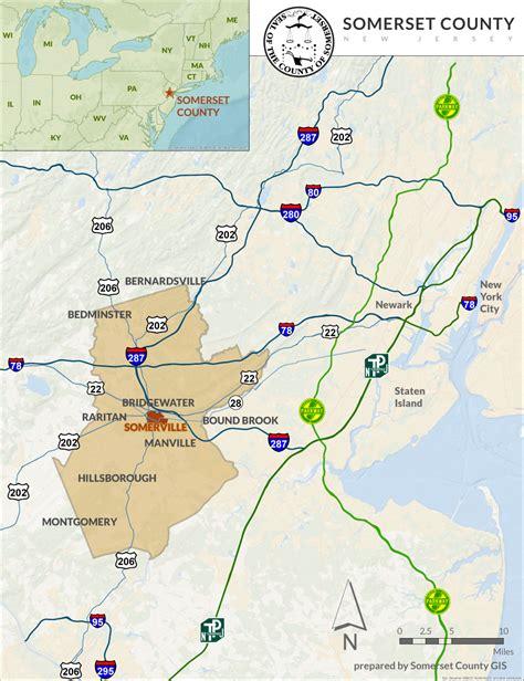 locator map somerset county
