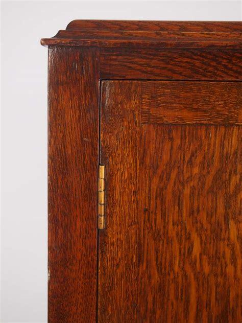 vintage oak  cabinet document cabinet