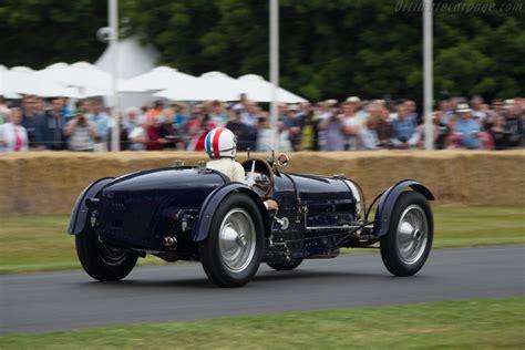 The Bugatti 59 Grand Prix