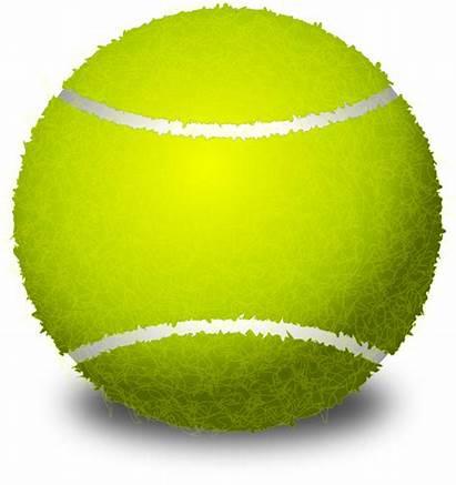 Tennis Ball Clipart Cliparts Sports Clip Transparent