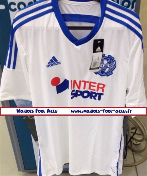 maillot om 2015 olympique marseille football