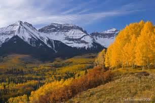 Mountains Near Ridgway Colorado