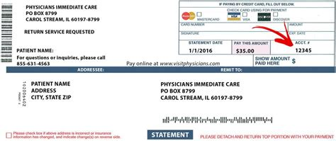 Check spelling or type a new query. Online Bill Pay - Physicians Immediate Care