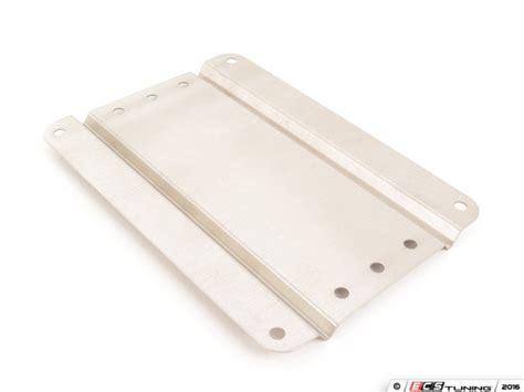 gmg motorsports g mini no holes license plate bracket kit