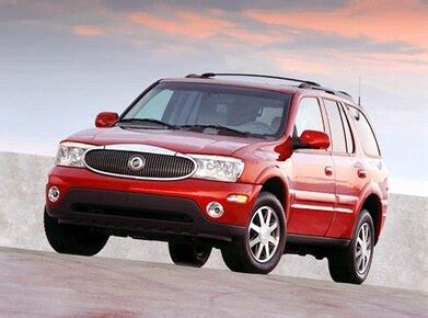 Buick Rainier Recalls by 2004 Buick Rainier Pricing Ratings Expert Review