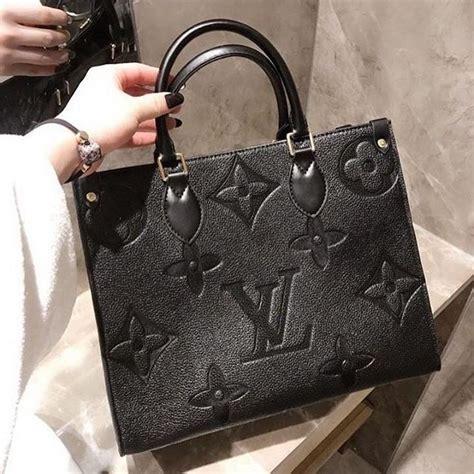 louis vuitton black monogram empreinte    bag   printed handbags handbag