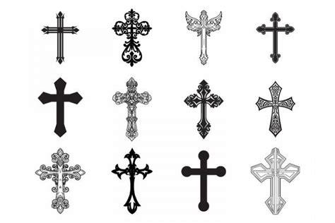 Layered mandala cross svg for cricut or silhouette layered mandala svg, zentangles svg, cut files. Cross svg file, Cross clipart, Cross collection (With ...
