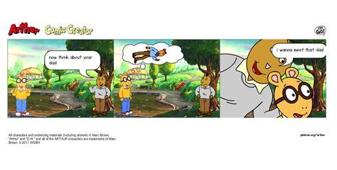 Meme Cartoon Maker - image 401506 arthur comic creator know your meme