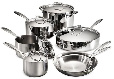 tramontina   clad cookware review stainless steel
