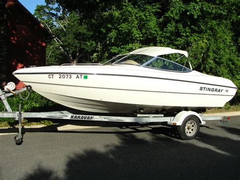 Stingray Boats Speed by Stingray 190 Rs Bowrider 1997 For Sale For 1 Boats From