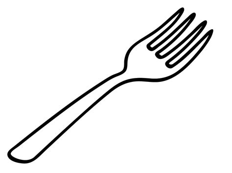 Fork Clipart Best Fork Clipart 17990 Clipartion