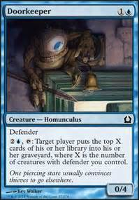 mtg mill deck tapped out dimir mill modern mtg deck