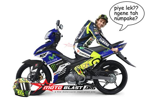 anget modif striping yamaha jupiter mx 2014 movistar request pengunjung warung motoblast