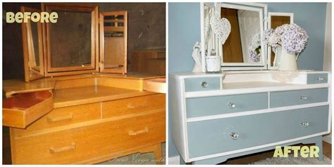 Hometalk   Dressing Table Makeover  Repurposing and upcycling
