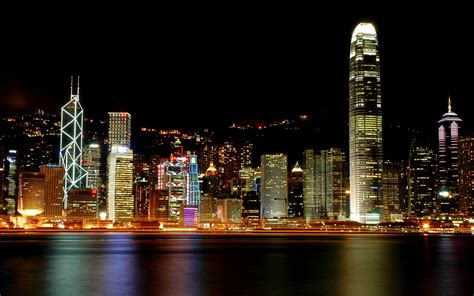 hong kong victoria harbour wallpapers hd wallpapers id