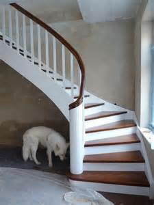 holz treppe treppen treppe holztreppen holztreppe in slubice kaufen und verkaufen über kleinanzeigen