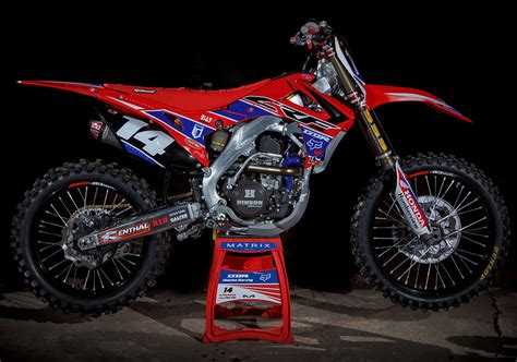 honda racing motocross 2016 honda canada gdr fox crf 250 450 graphics kit limenine