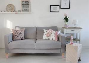 Frischekur Fr Unser Neues Sofa Sanviede