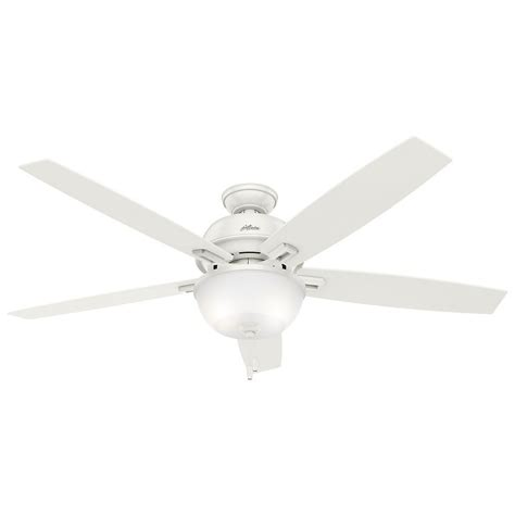 White Ceiling Fans With Lights by 60 Quot Donegan Fresh White Ceiling Fan With Light Ebay