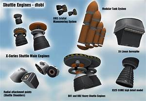 [1.1.x] Space Shuttle Engines (2016-07-03) - Add-on ...