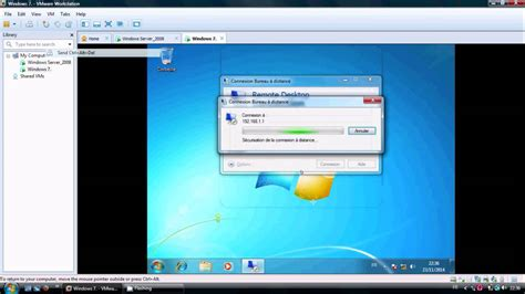 activer bureau a distance windows 7 activer le bureau a distance sous windows server 2008